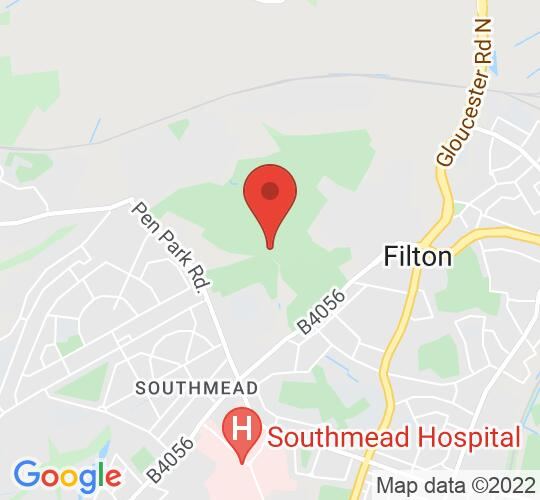 Google map static shot of BAWA Healthcare & Leisure, Bristol, BS34 7RG