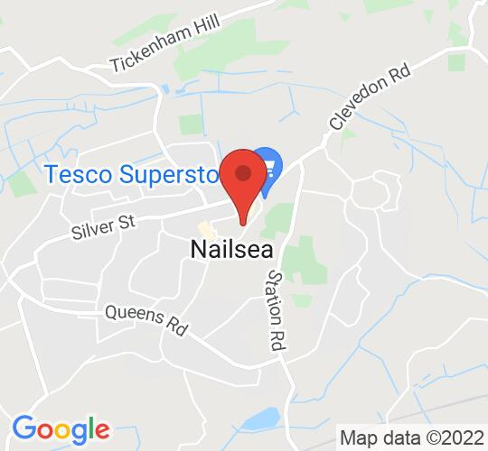 Google map static shot of Scotch Horn Leisure Centre, Nailsea, BS48 1BZ