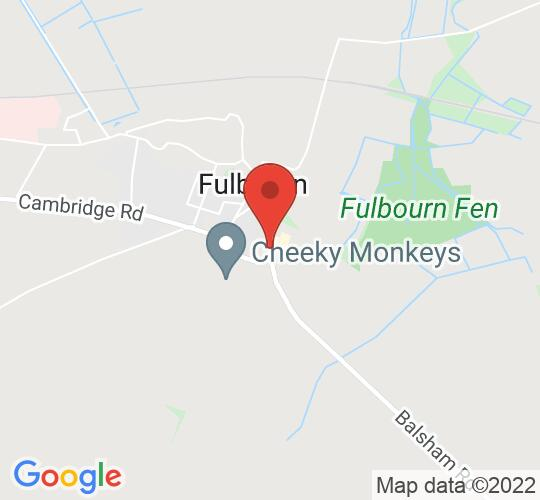 Google map static shot of The Fulbourn Centre, Cambridge, CB21 5BS