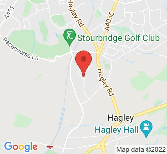 Google map static shot of Pedmore Chuch of England Primary School -Forest School, Stourbridge, DY9 0Rx