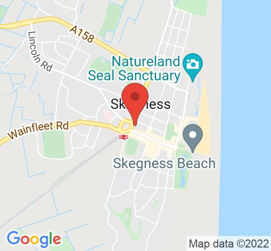 Google map static shot of Neverland Theatre and Arts Centre, Lincolnshire, PE25 2BD