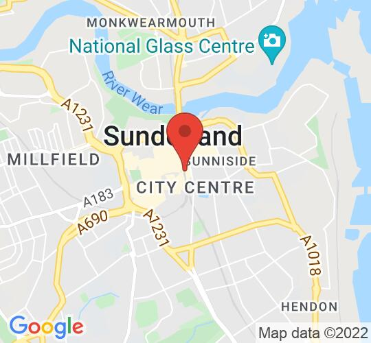 Shipyard Girls Walking Tour at Sunderland Central Station