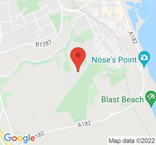 Google map static shot of Parkside Community Centre, Seaham, SR7 7UH