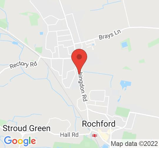 Google map static shot of Holt Farm Junior School, Rochford, SS4 1RS